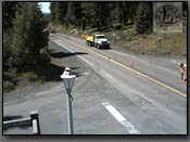 Goose Creek Pass Webcamera